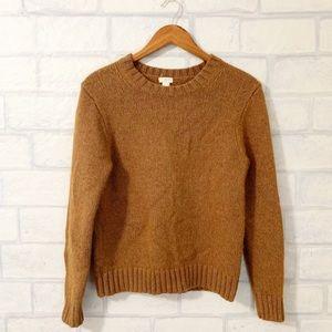 J. Crew | Wool Crew Neck Sweater